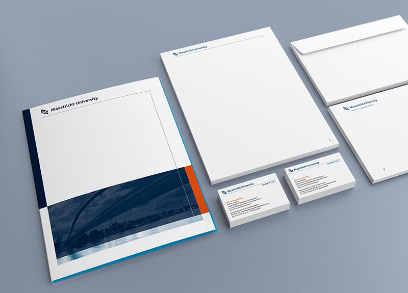 huisstijl drukwerk in Limburg bij andi - enveloppen, briefpapier, visitekaartjes, presentatiemappen en meer!