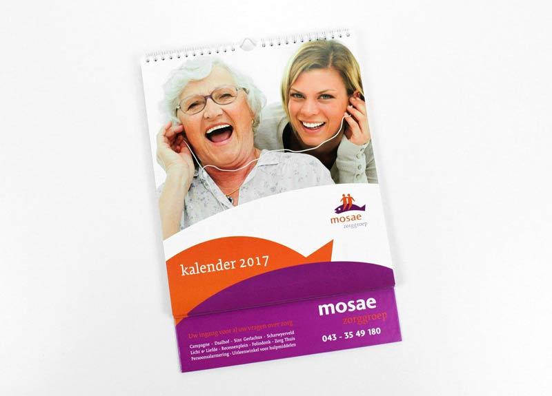 Kalenders en agenda's - kantoorartikelen drukwerk in Limburg
