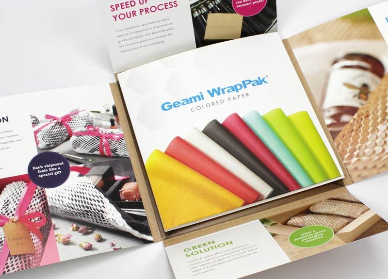 Bedrukte sleeves - andi print solutions drukkerij in Limburg