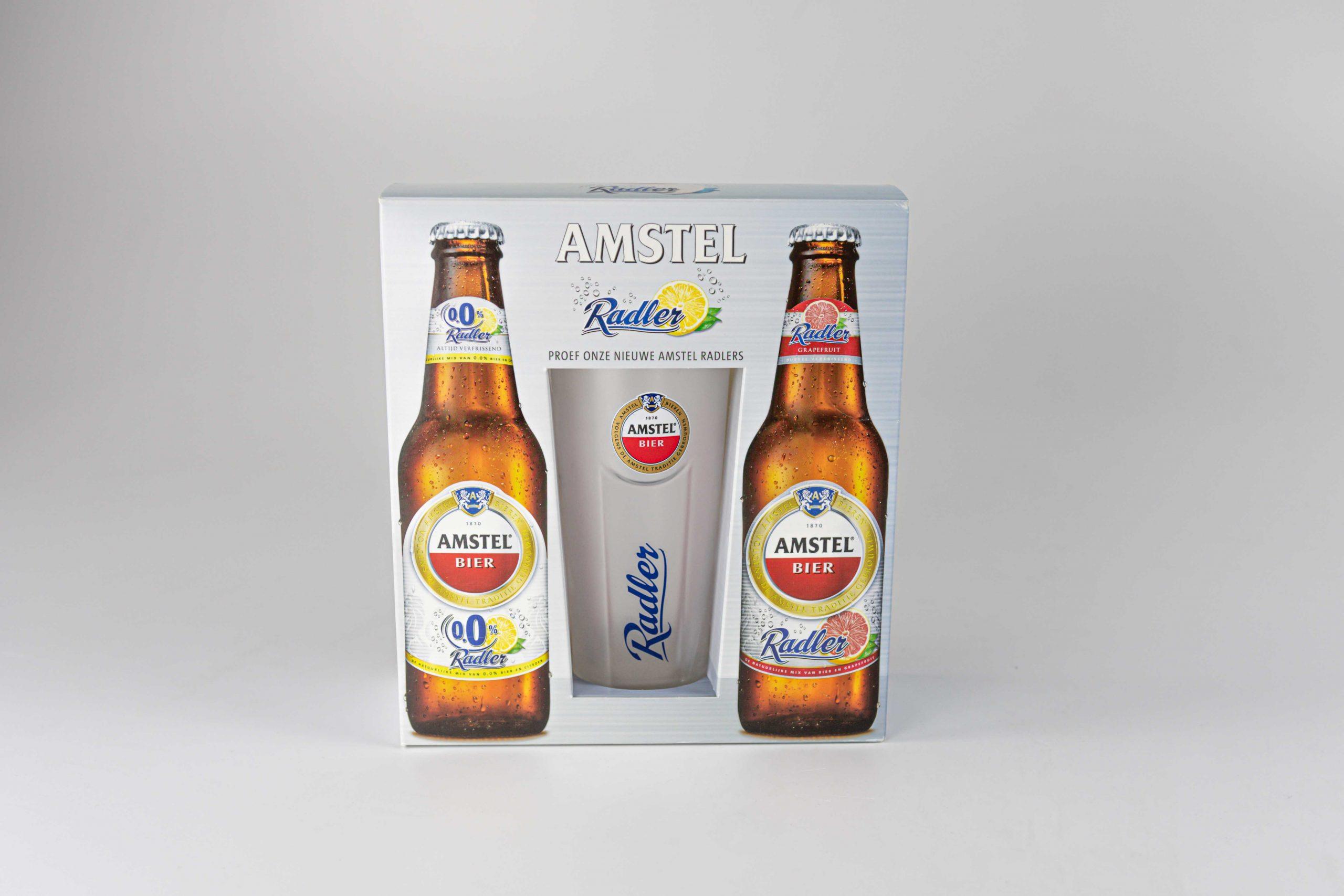 Amstel verpakking Andi packaging